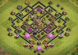 coc layout builder th8 top 43 best th8 base new war farming trophy hybrid