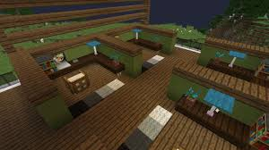 bureau minecraft comment faire un bureau cubique minecraft
