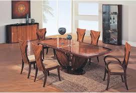 Solid Oak Dining Room Sets Modern Wooden Dining Table Designs Dining Room Windigoturbines