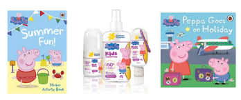 welcome the summer with this mega peppa pig prize pack mum u0027s lounge