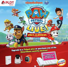 paw patrol live tickets giveaway loopme philippines