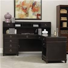 Office Furniture Syracuse by Amazon Com Bush Furniture Cabot L Desk With Hutch And Lateral