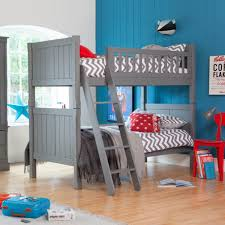 Childrens Beds Single Cabin  Bunk Beds For Kids Aspace - Small single bunk beds