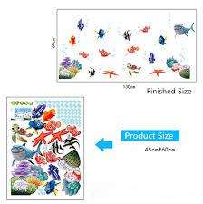 nemo fish wall decals free shipping worldwide nemo fish wall decals
