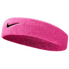pink headband nike swoosh pink headband bags accessories sporting goods