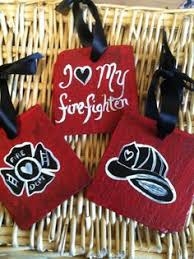i my firefighter ornament visit our etsy shop and get yours
