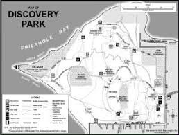 seattle map discovery park maps for your web site