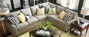 Custom Furniture  Upholstery HGTV Design Center Bassett Furniture - Home sofa design