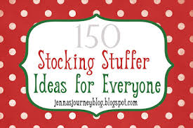 Stocking Stuffers Ideas Jenna Blogs 150 Stocking Stuffer Ideas