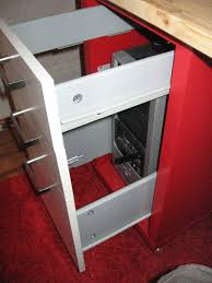 Pc Built Into A Desk Ikea Hacked Pc Desk Apartment Therapy