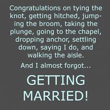 wedding wishes humor wedding messages and quotes to write in a card holidappy