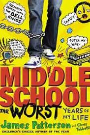 book review middle school the worst years of my by
