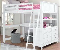 savannah storage loft bed with desk white and pink loft bed with desk white plfixtures info