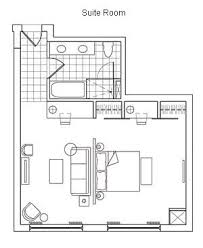 in suite floor plans typical hotel room floor plan hotel rooms and suites near