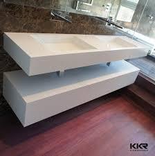 solid surface bathroom sinks kkr bathroom vanity tops 金康瑞 kingkonree solid surface