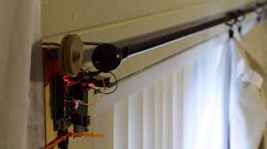 arduino automatic curtain puller youtube