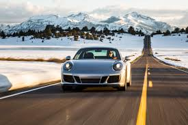Porsche 911 In Snow - seven best cars to take on a ski trip bloomberg quint
