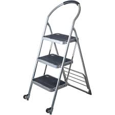 home depot step stool black friday louisville ladder w 3215 06 6 ft fiberglass ladder type ii 225