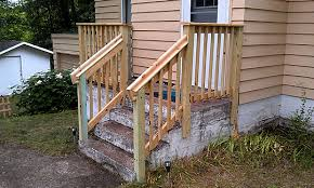 Outdoor Banister Amazing Lovely Exterior Stair Railings Best 20 Outdoor Stair