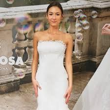 La Sposa Wedding Dresses La Sposa Wedding Dresses 2015 Bridal Runway Shows Brides Com