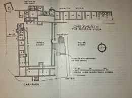 read roman mosaics chedworth roman villa