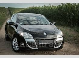 renault megane 3 coupe occasion annonce renault megane 3 coupe