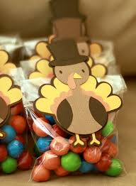 thanksgiving table favors adults 50 cute thanksgiving treats for kids