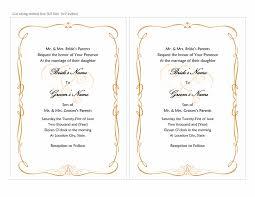 publisher wedding templates 9 best 25th 50th wedding anniversary