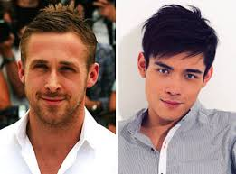 men hairstyles for pear face shape collections of mens hairstyle by face shape cute hairstyles for