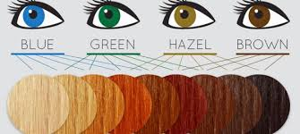 best hair color for hazel and fair skin how to choose which hair colors look best for green eyes
