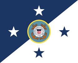 Admirals Flag Commandant Of The Coast Guard Wikipedia