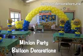 Minion Birthday Decorations Birthday Decoration Ideas In House Birthday Cake And Birthday