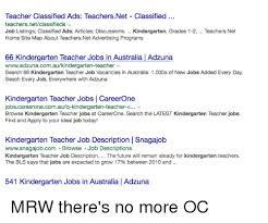 Kindergarten Teacher Resumes Kindergarten Teacher Job Description 85 Captivating Free Samples