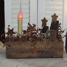 primitive home decor craft ideas country primitive home decor