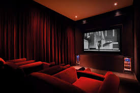 simple movie room decor ideas