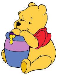 winnie pooh honey clipart