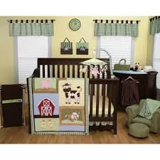 Green And Brown Crib Bedding by Buy Green Yellow Baby Bedding From Bed Bath U0026 Beyond