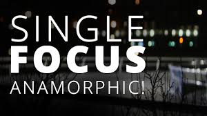 rack focus anamorphic test single focus anamorphic attachment