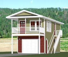 Garage Apartment Plans Garage Apartment Plan 59475 Total Living Area 838 Sq Ft