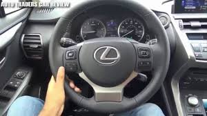 lexus nx200t awd system 2017 new lexus nx200t review youtube