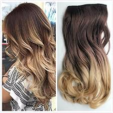 ombre extensions 20 22 3 4 clip in hair extensions ombre