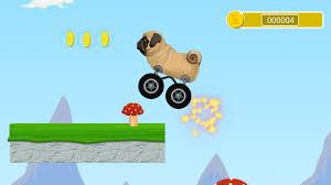 childrens monster truck videos pug dog monster truck animal monster truck stunts kids