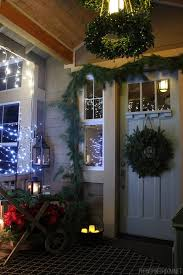 front porch christmas decorations 50 stunning christmas porch ideas style estate