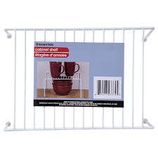 cabinet shelves bulk essentials white wire cabinet shelves at dollartree com