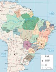 Google Maps Argentina Map Of Brazil