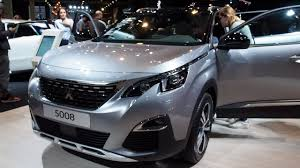 used peugeot 3007 peugeot 5008 2017 in detail review walkaround interior exterior