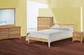 solid maple bedroom furniture find more tell city young republic