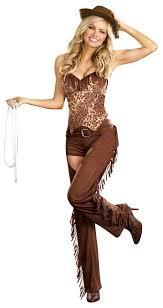 Halloween Cowgirl Costumes U0027ll Ready Ride Cowgirl Costume
