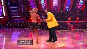 Jive Developer Joey Fatone U0026 Kym Johnson Jive Video Dailymotion