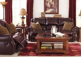 Black Reclining Sofa Furniture Depot Schererville In Walworth Black Cherry Reclining